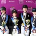 Sami Jenney & Domino:  NAJYRC Team Gold Medalist
