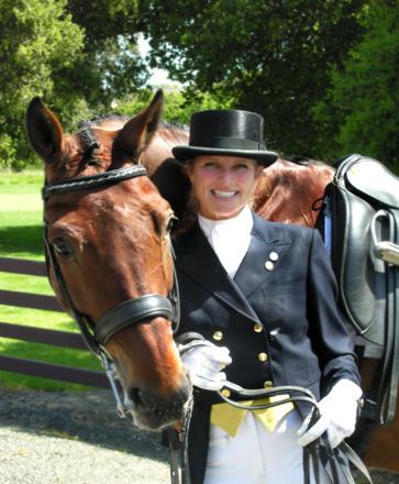 Rachel Williamson – USDF Gold Medalist