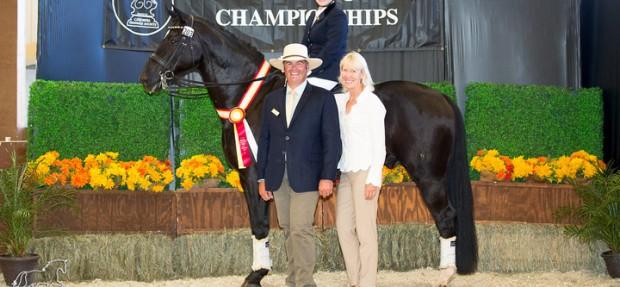2015 CDS/USDF Championships, Rancho Murieta, CA