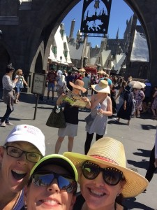 Party Animals at Universal Studios