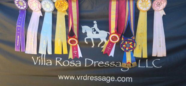 2018 CDS/USDF Reg 7 Championships, Burbank, CA